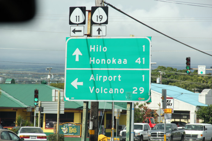 8) Honokaa – There are so many double vowels in the Hawaiian language…