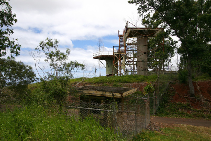 8) Located in the Waianae Mountains of Oahu is this former Nike missile site used during the Cold War.