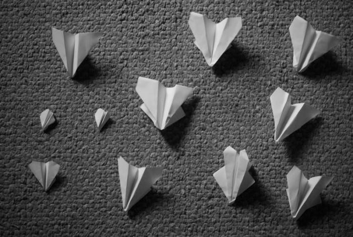 8) Paper Airplane Museum, Maui