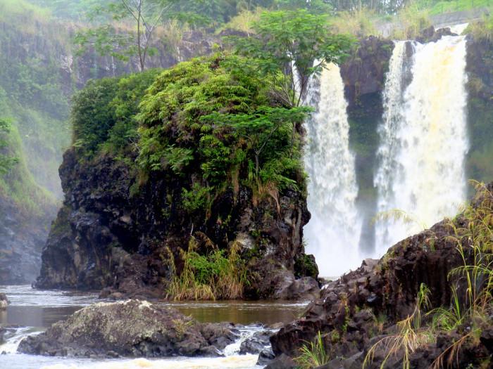 Swimming Holes On The Big Island Hawaii