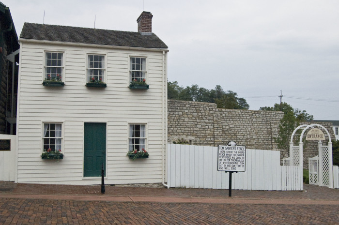 8. Mark Twain Boyhood Home, Hannibal