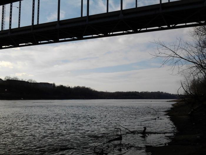 8. Pat Jones Pedestrian Bridge, Jefferson City