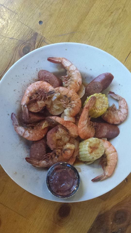8. Shrimp