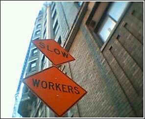 8. Slow Workers, St. Louis