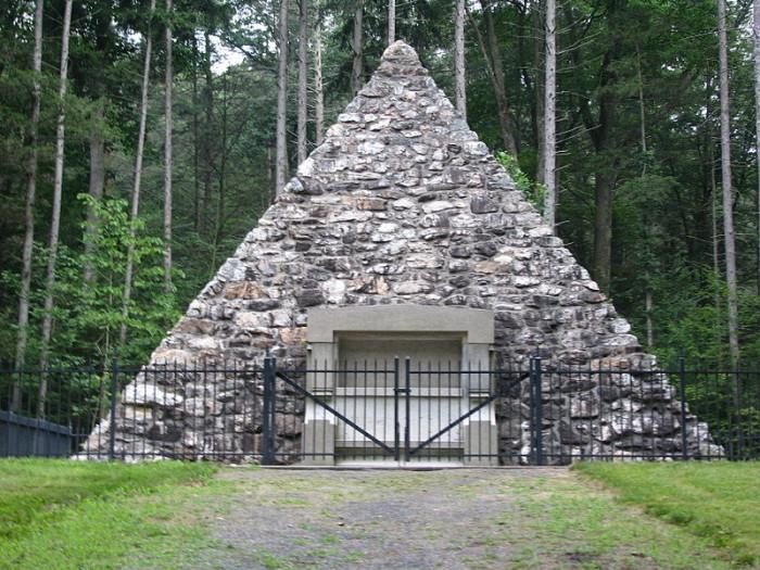 11. Buchanan's Birthplace State Park, Franklin Township