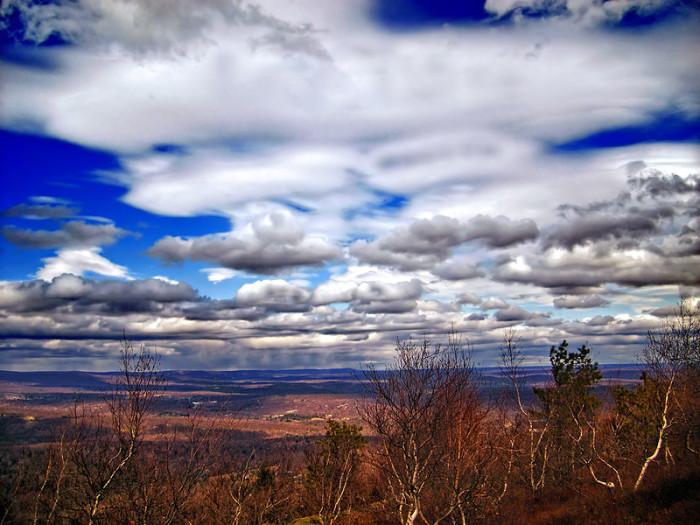 2. Big Pocono State Park, Monroe County