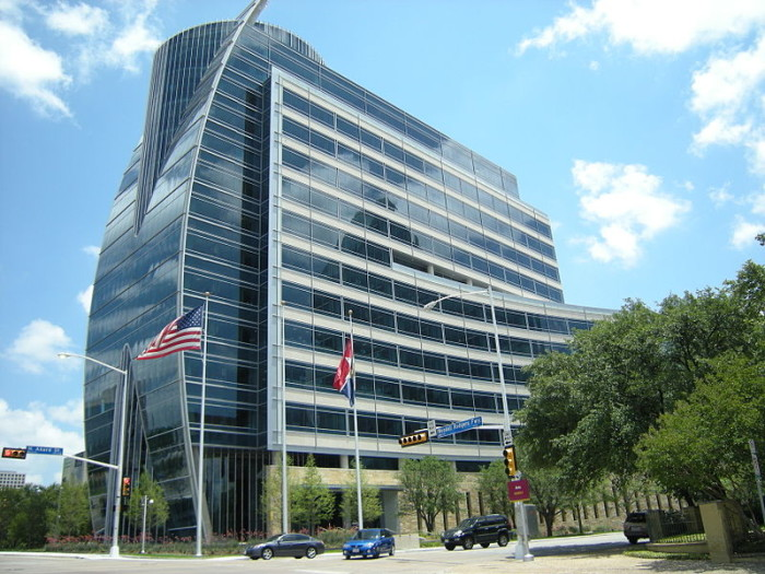 6) Hunt Consolidated Tower (Dallas)