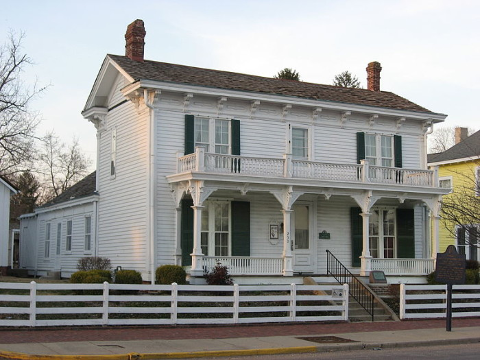 9. Riley Birthplace and Museum