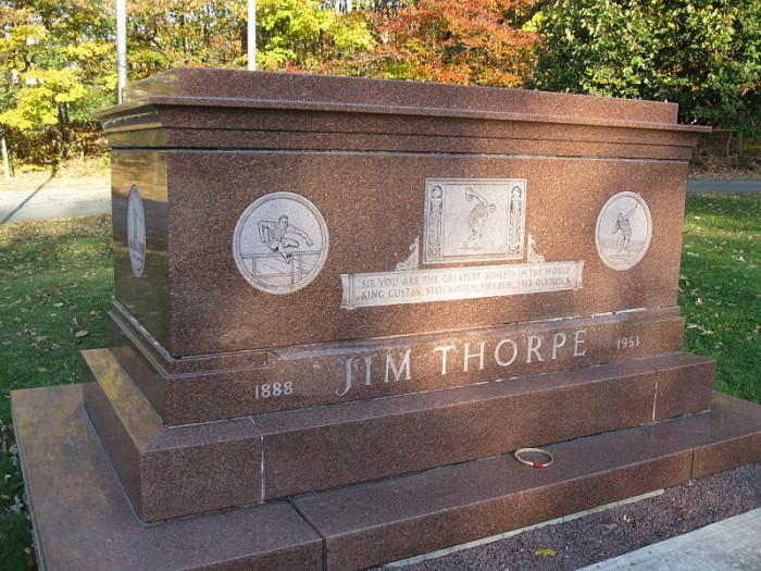 5. Jim Thorpe