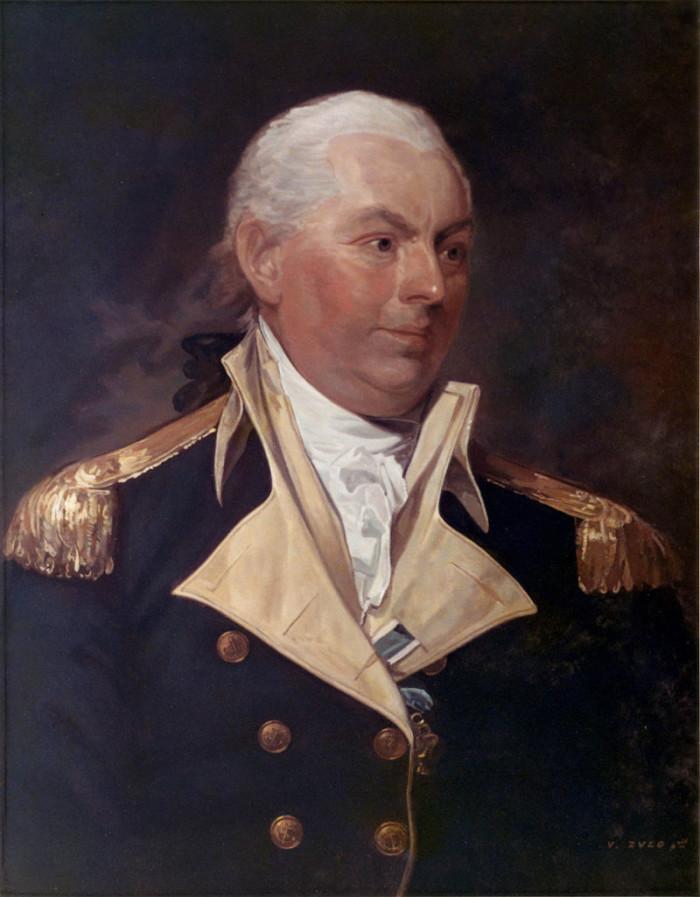 8. Commodore John Barry