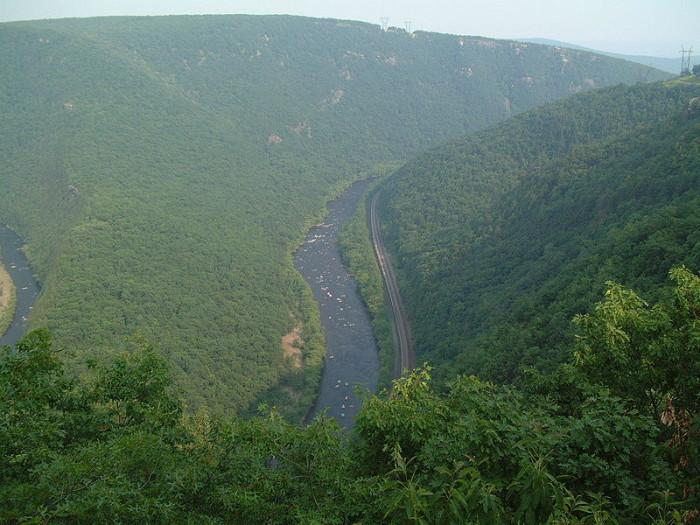 2. The Lehigh River