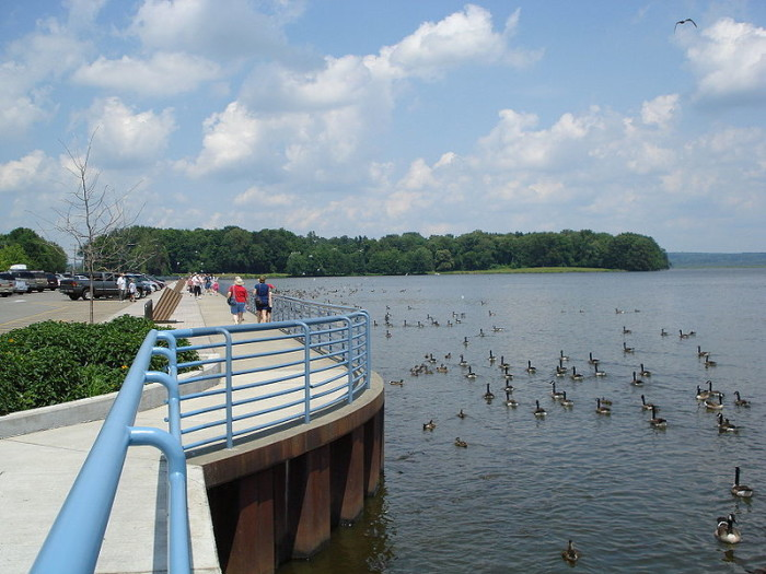 10. Pymatuning Reservoir
