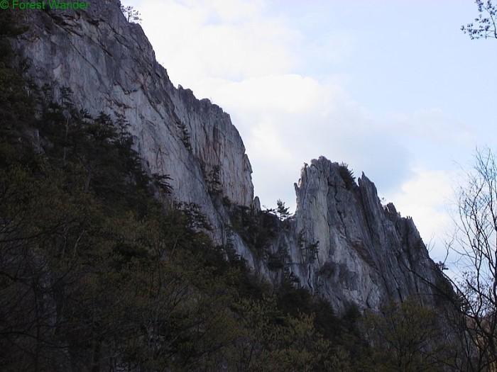 6. Seneca Rocks