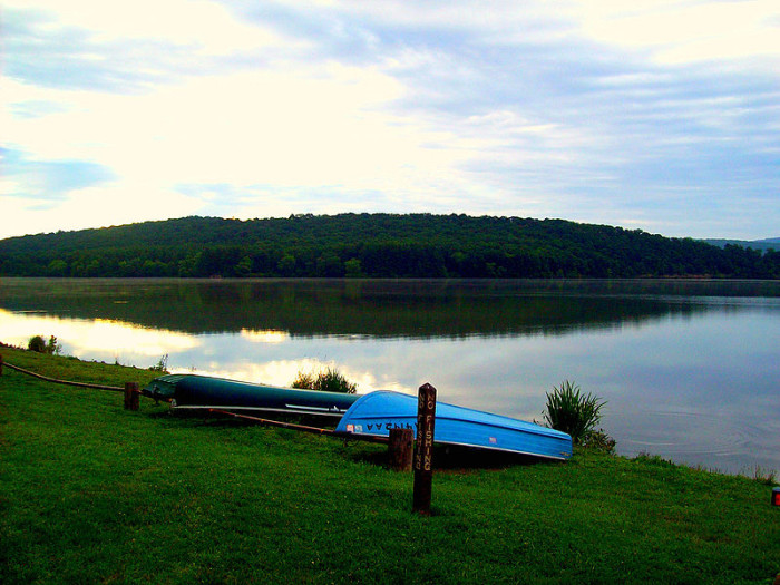15. Shawnee State Park, Bedford County