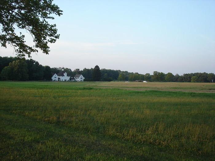 1. Tyler State Park, Newtown