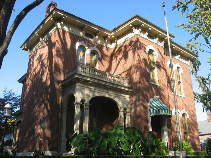 8. James Whitcomb Riley Museum Home