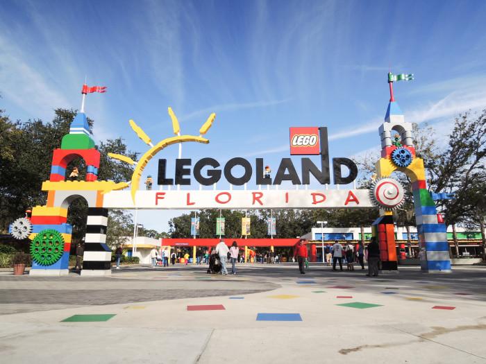 8. Legoland