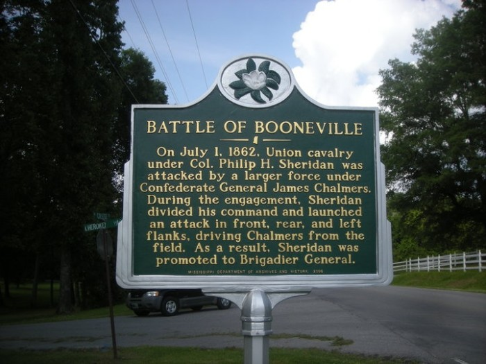 8. The Battle of Booneville