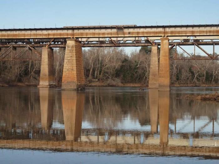 8. Congaree River
