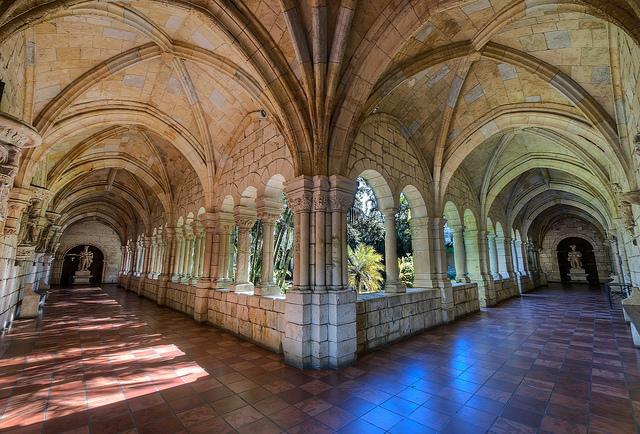 3. Ancient Spanish Monastery