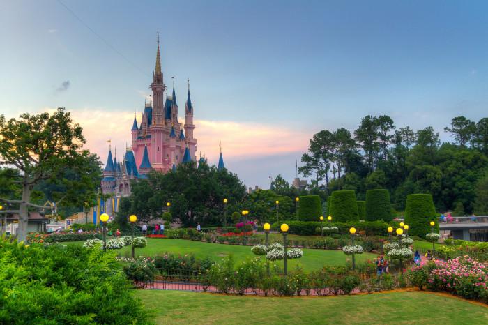 2. Magic Kingdom