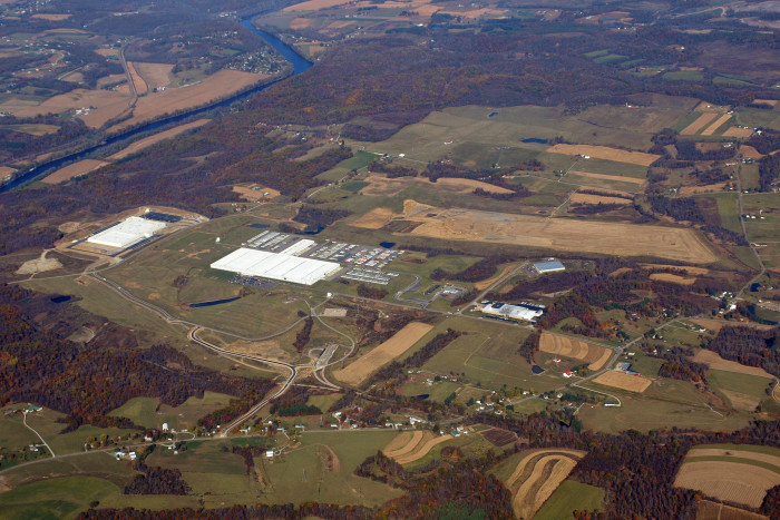 19) Zanesville East Pointe Business Park
