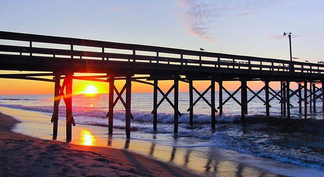 1. Holden Beach