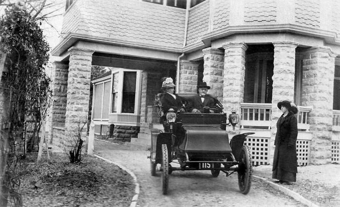 4.) J.E. Raymond House/Raymond Community Home (Girard)
