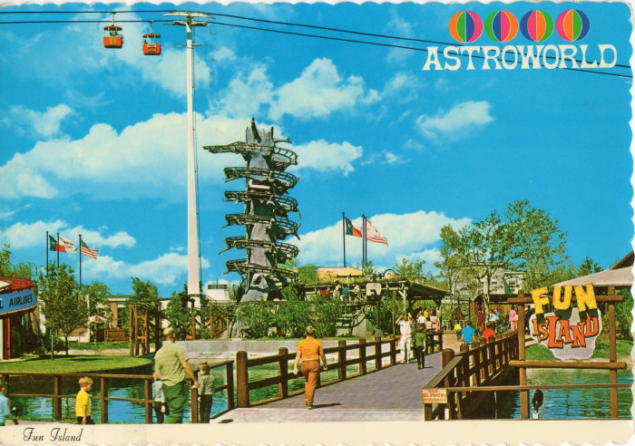 3) Astroworld