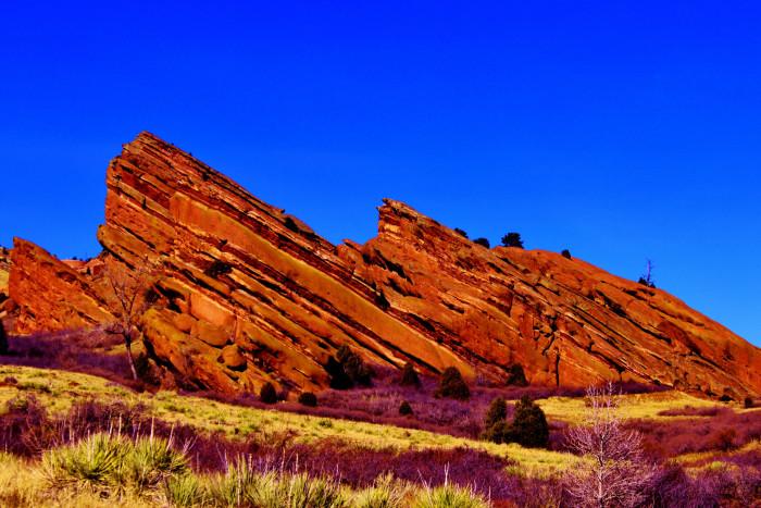 9.) Ravishing Red Rocks
