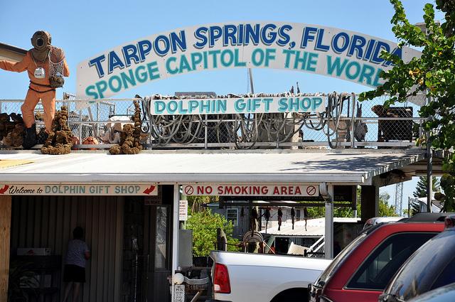 4. Tarpon Springs