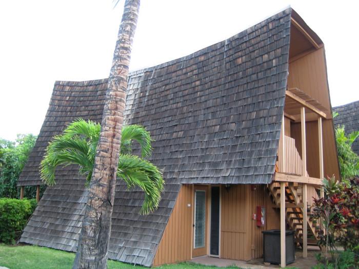 7) Hotel Molokai, Molokai