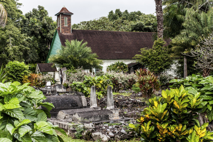 9) Palapala Ho'omau Congregational Church, Maui
