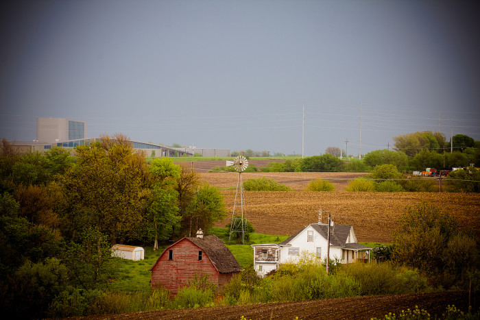 A Sweet Panorama in Far West Omaha