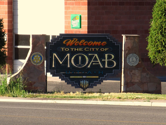 11) Moab