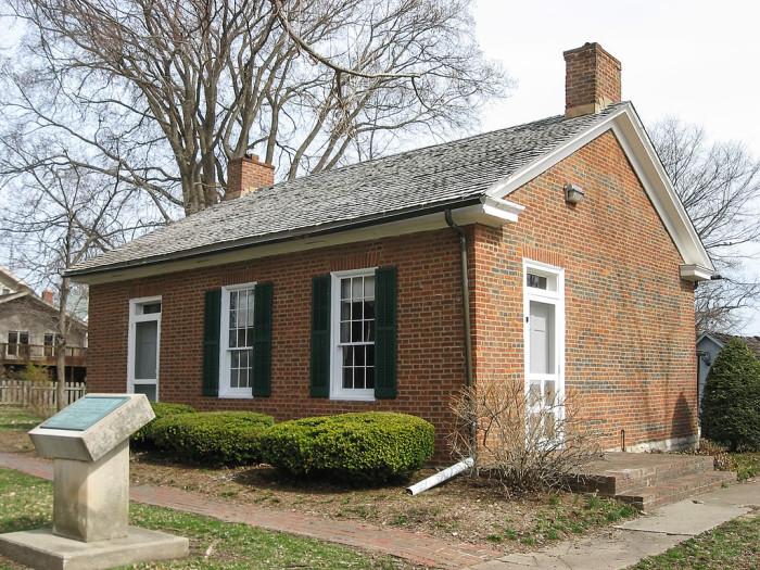 9. Hay-Morrison House (John Hay Center)