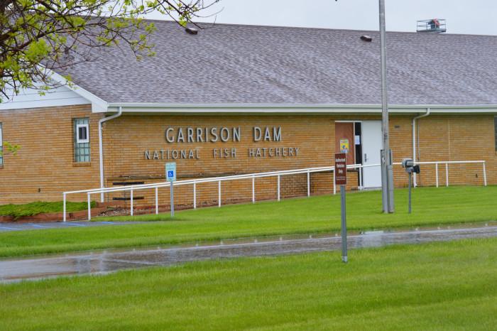 5. Garrison Dam National Fish Hatchery - Riverdale, ND