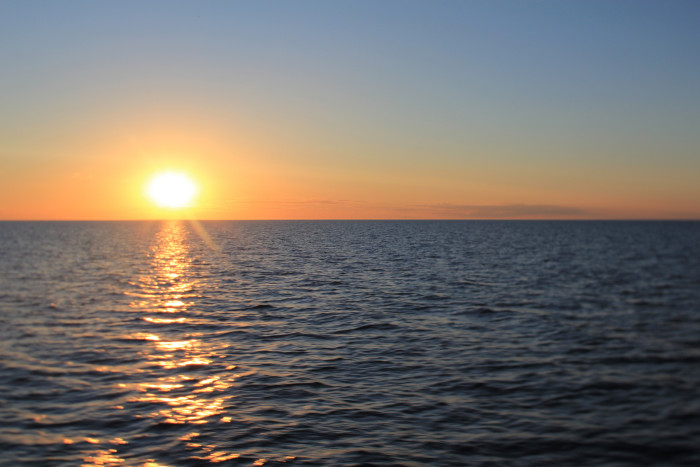 16) Spend the entire day on a Great Lake