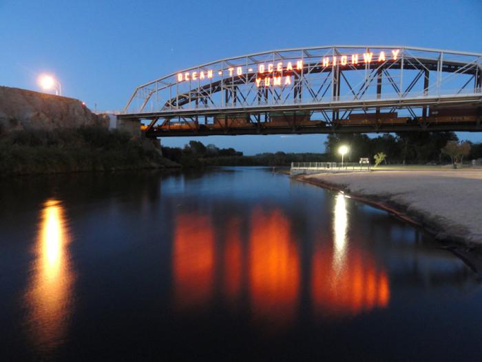 8. Ocean-to-Ocean Bridge