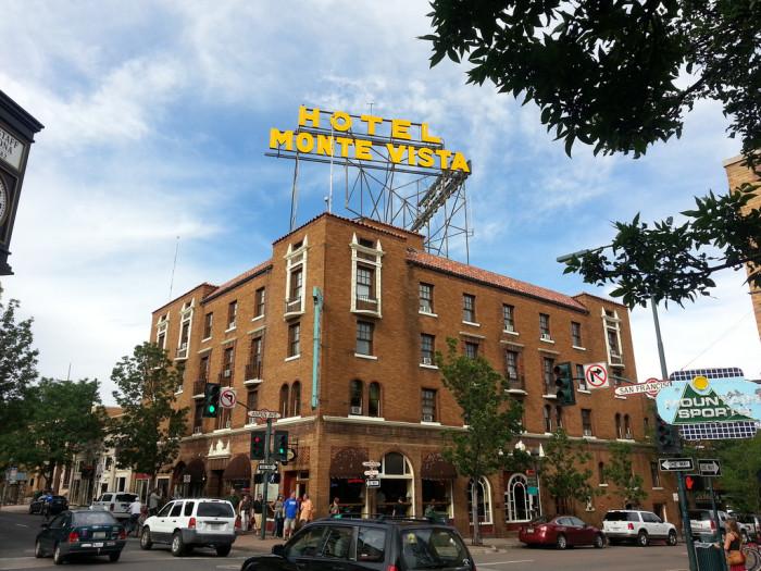 9. Hotel Monte Vista, Flagstaff