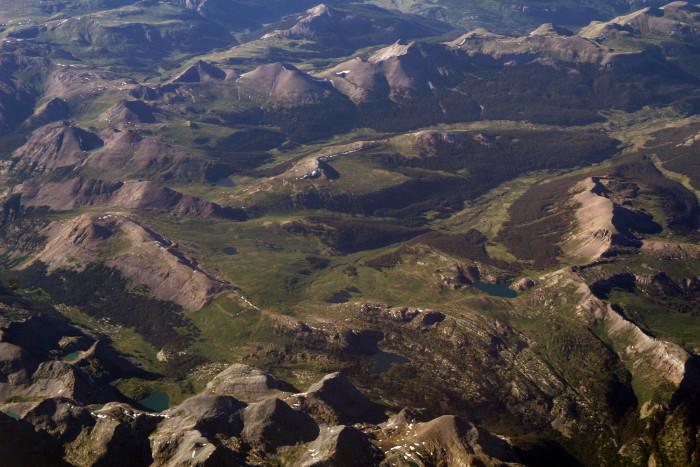 6.) San Juan Mountains