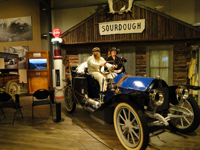 7) Fountainhead Antique Auto Museum
