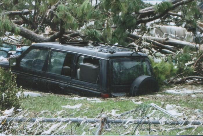9. Hurricane Katrina