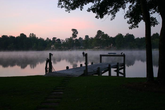2. Lake Marion