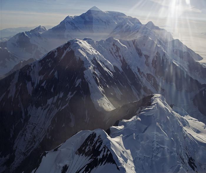 4) Mount Fairweather