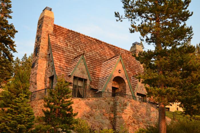 3. Thunderbird Lodge - Incline Village, NV
