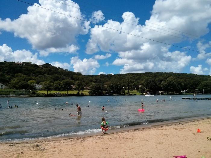 4) Emma Long Metropolitan Park (Austin)