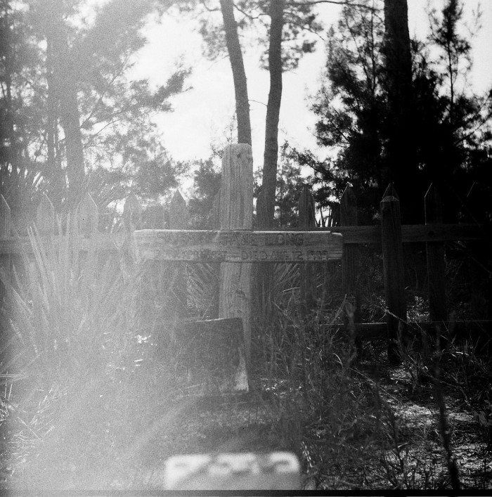 3. Long Family Cemetery