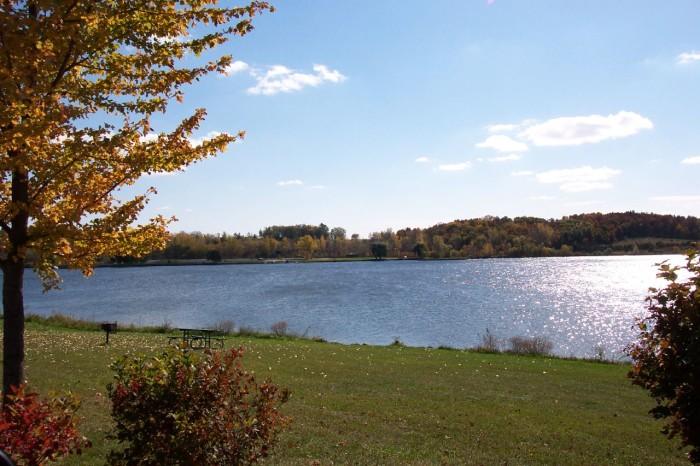 9. Pleasant Creek Lake, Palo