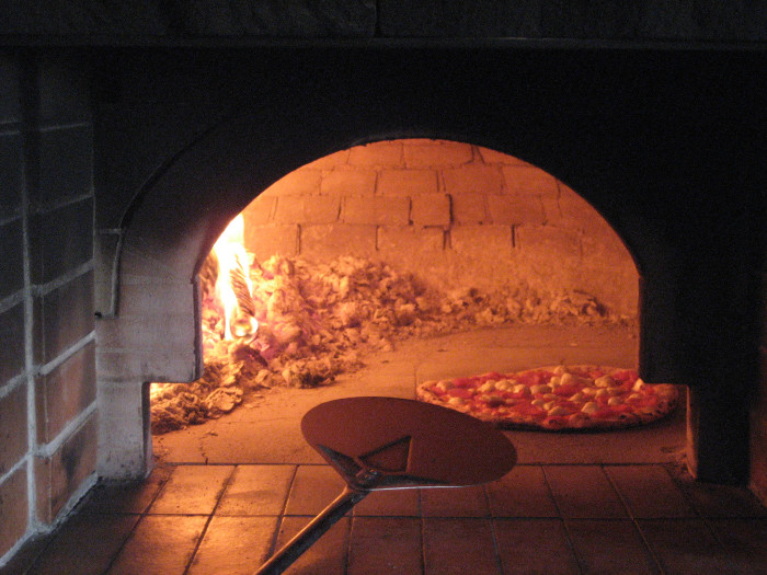 9. Sfumato Pizza
